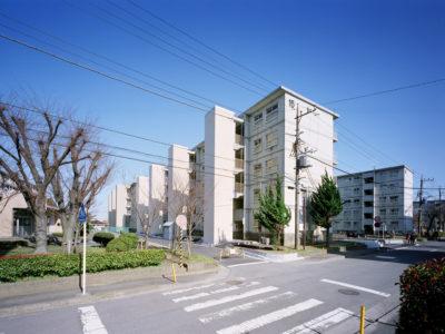 県営吾妻団地 トータルリモデル建築工事(2009年3月)