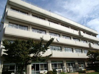 厚木小学校 南・東校舎 外壁・屋上改修工事 (2014年10月)